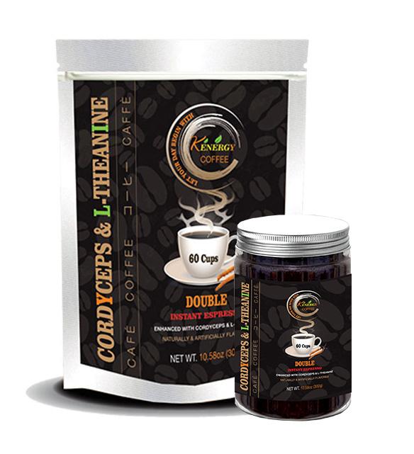 Double Instant Espresso 300g
