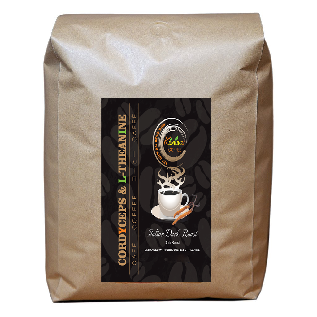 Italian Dark Roast Coffee 5lbs - Contact for pricing